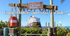 Kingdom Konsultant Travel Blog: Disney Cruise Line 2016 Itineraries