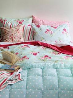 Bedroom Decorating Ideas Cath Kidston a visit to cath kidston. love this bedroom! | now i lay me down to