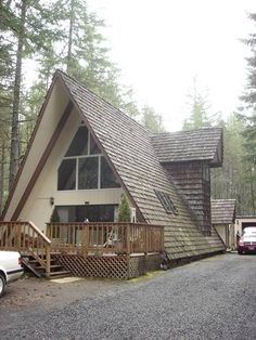 A Frame Home Decorating Ideas | ... Styles From A-Frame Houses as Second Homes « Home Design Gallery