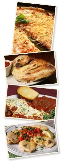 D'Amores Famous Pizza menus for Tarzana, Malibu, Thousand Oaks, Canoga Park, Camarillo, West Los Angeles, Westwood Village, Kids pizza, Pizza making birthday parties for kids @DAmores_Tarzana