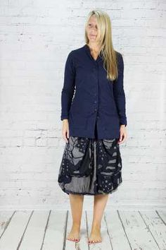 rh165201 - Rundholz Black Label Skirt @ Walkers.Style buy women's clothes online or at our Norwich shop.