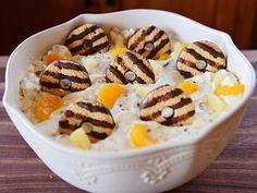 Get Cookie Salad Recipe from Food Network Pioneer Woman Cookies, Pioneer Woman Desserts, Yummy Treats, Delicious Desserts, Dessert Recipes, Sweet Treats, Salad Recipes, Dessert Sauces, Pudding Desserts