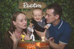 Pietro | 1 Ano Aniversário Infantil Fotógrafo Jaraguá do Sul | Santa Catarina