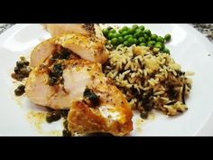 How to Stuff Chicken Breast - Chicken Recipes by NoRecipeRequired - YouTube