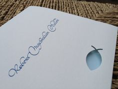 baptism invitation with fish/outside back. Inside color for matching Dino theme with type? Could exchange for cross