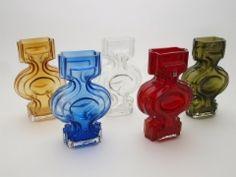 helena tynell My Glass, Glass Art, Retro Art, Retro Vintage, Glass Design, Design Art, Scandinavian Design, Finland, Nostalgia