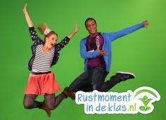 Ontspan mee met Mike en Fee! Ontspannen met kinderen in de klas met behulp van praktische en interactieve filmpjes. www.rustmomentindeklas.nl