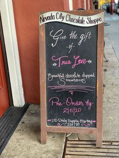 Nevada City Chocolate Shoppe says give the gift of true love, beautiful chocolate dipped strawberries. Crazy Horse Saloon, Chocolate Shoppe, City Winery, Wine Merchant, Creative Class, Chocolate Dipped Strawberries, Nevada City, Strawberry Dip, Fine Wine