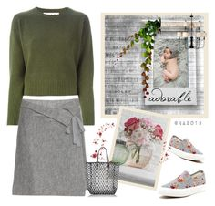 """""""ADORABLE"""" by menina-ana ❤ liked on Polyvore featuring Étoile Isabel Marant, Marni and Bucco"""