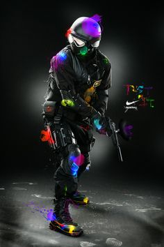 paintball for life