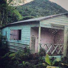 Casa del campo, casa vieja, Adjuntas, recuerdos