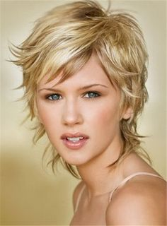Short Natural Layered Boy Cut Hairstyle Full Lace Human Hair Wigs 10 Inches