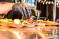 Heute - All you can eat! Wie viele Burger schaffst du? #healthyasf