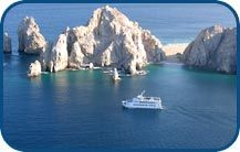 Caborey - Luxury Cruise Ship Tours in Cabo San Lucas, Mexico