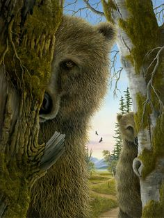 robert bissell paintings | Robert Bissell - Contemporary fine art and prints