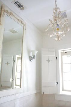 Shutters for my bathroom please | The Lettered Cottage