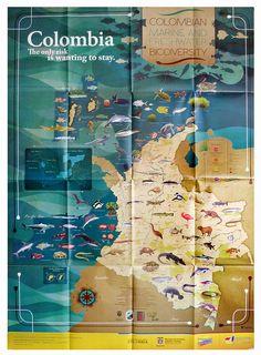 Colombia /  Biodiversidad Marina / Dulceacuícola by Benjamin C. on Flickr.