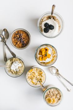 Everyday Overnight Oats: 6 Ways by Faring Well
