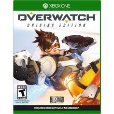 Overwatch Origins Edition For Xbox One, Blue