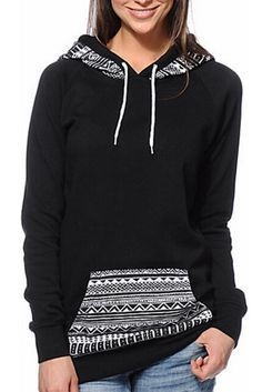 Retro Tribal Printed Hoodie Sweater. Free first class word wide shipping. Customer service: help@moooh.net