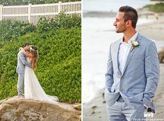 Dreamy Seaside Wedding at Windansea Beach / national wedding photographers