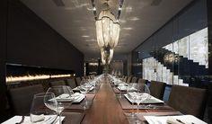 suspension salle à manger modèle Atlantis en métal