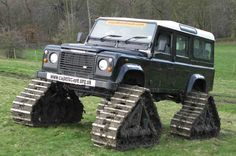 LEAD-Land Rover