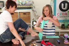 Flip Flop Makeover by U Create