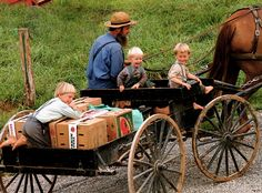 Amish on the Road