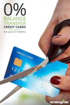 Dig out of debt with a 0% balance transfer credit card. LendingTree lets you compare dozens of popular credit cards so you can find one that�s truly a good fit for you. Stop paying interest for 18, sometimes 21 months and you could literally save thousands of dollars.