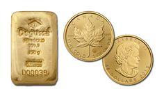 Goldbarren oder Goldmünzen — Worin lohnt es sich zu investieren?