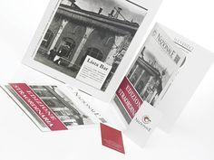 Ideazione marchio; realizzazione progetto grafico liste, biglietto da visita.