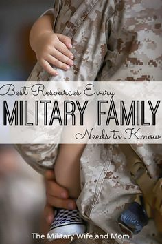 """Best Military Family Resources Everyone Should Know - The Military Wife and Mom """"Mejores recursos que toda familia militar debe saber"""" Military Girlfriend, Military Spouse, Military Families, Military Blogs, Marine Boyfriend, Navy Mom, Navy Wife, Airforce Wife, Usmc"""