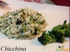 Risotto con broccoli e alici  #ricette #food #recipes