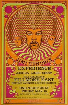 Psychedelic Posters   color wheel inspiration - 60's psychedelic art and true artists ...