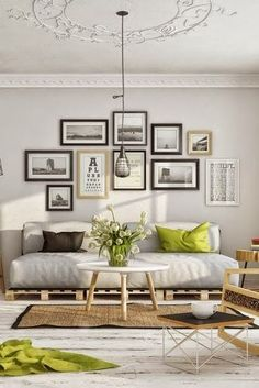 I like this look for my office. My couch is nicer but the colors would work well ...