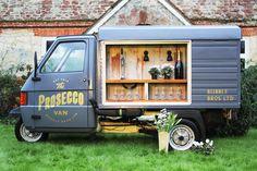 The Prosecco Van!