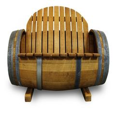 Scaun din Butoi Orizontal  Pentru comenzi și detalii sunați la 0749 123 452.  #woodfurniture #scaundinbutoi #homedecor