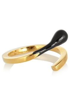 matchstick goldton, goldton ring, fashion, style, accessori