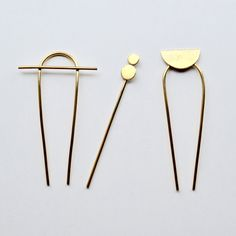 Inspiring Reasons I Love Jewelry Ideas. Intoxicating Reasons I Love Jewelry Ideas. Brass Jewelry, I Love Jewelry, Hair Jewelry, Turquoise Jewelry, Stone Jewelry, Jewelry Making, Jewellery, Bun Pins, Hair Pins