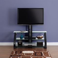 Walmart Whalen 3 In 1 Flat Panel Tv Stand For Tvs Up To 50