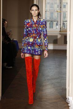 Schiaparelli | Haute Couture - Spring 2017 | Look 12