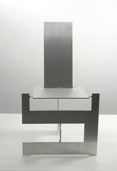 Ronen Kadushin :: Flatveld Chair