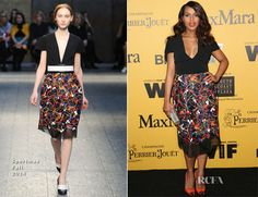 Kerry Washington In Sportmax - Women In Film 2014 Crystal + Lucy Awards - Red Carpet Fashion Awards