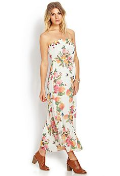 Down-To-Earth Maxi Dress   FOREVER 21 - 2000088670