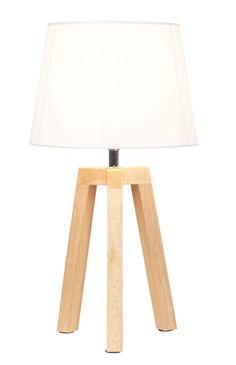 Lampe à poser STOCKHOLM Blanc - BUT.fr