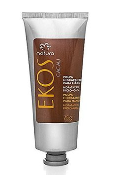 Natura Ekos cocoa cacau Hands moisturizing 75g -- Want to know more, click on the image. (Note:Amazon affiliate link)