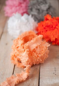 Fringed Garland with
