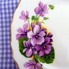 Shortbread & Ginger: Vintage Violet