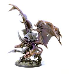 Conversion, Hive Tyrant, Twin Linked Devourers, Winged